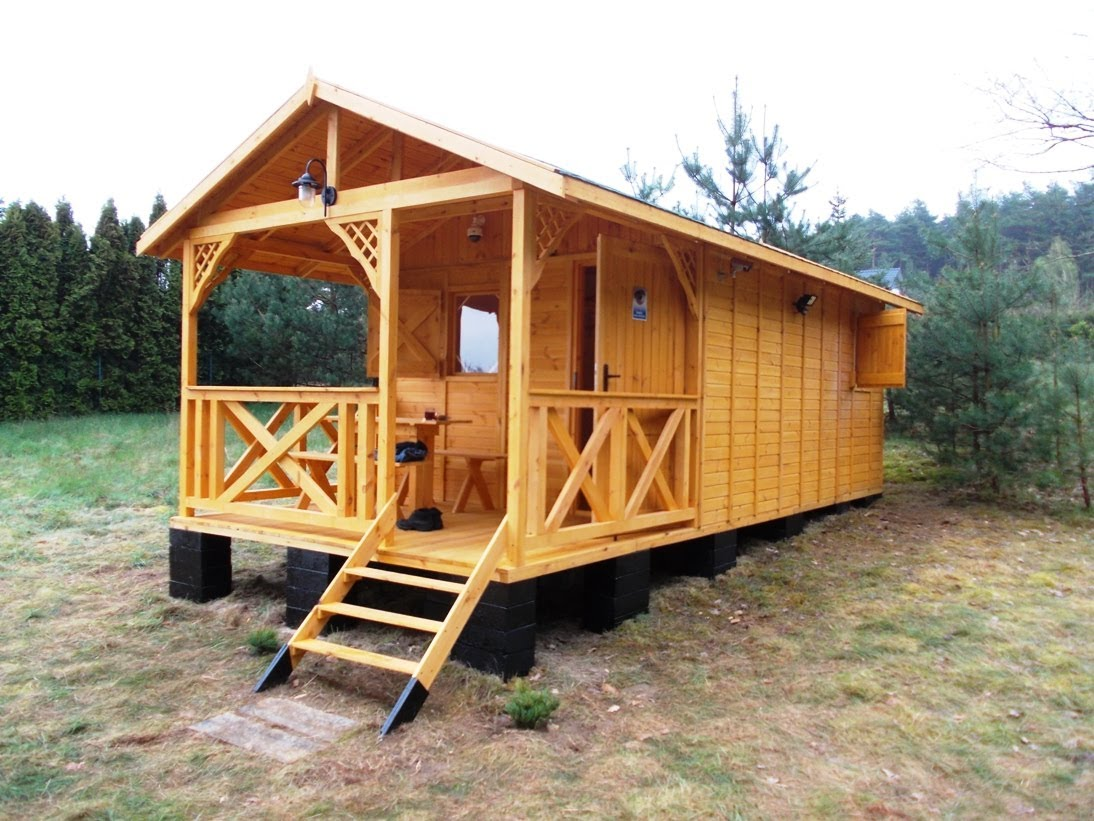 Supplier And Manufacturer Of Wooden Cottages Ahmedabad Gujarat India